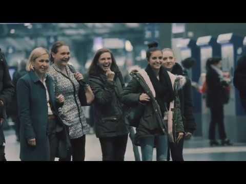 Swissôtel #VitalityRoom: Live-Kommunikation im HB Zürich