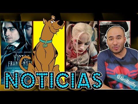 SuicideSquad, Cars3, Increibles2, Frankenstein, ScoobyDoo, ElZorro y más