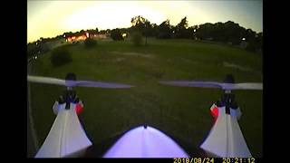 fpv 5/1/18 tarantula at dusk
