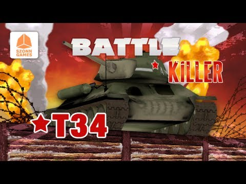 Battle Killer T34 Trailer