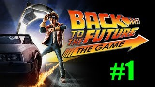 Back to the Future Walkthrough Episode #01:It