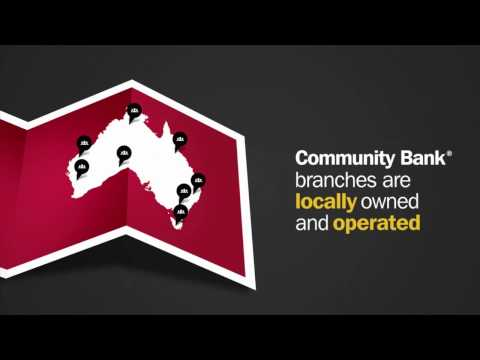 Bendigo Bank Community Banking