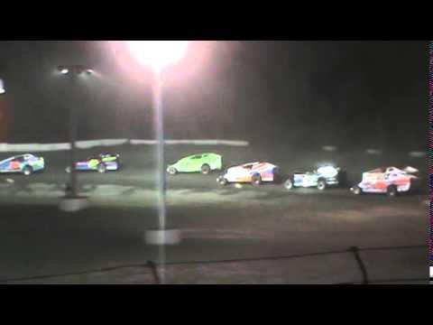Bear Ridge Speedway - 8-16-14 - Modified Feature