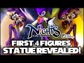 NiGHTS Statue from First 4 Figures Revealed!