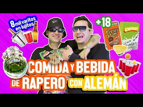 VIVIENDO COMO RAPERO CON ALEMÁN - ÑamÑam (Episodio 104) [+18]