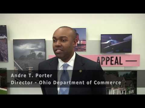 On the Road: Working with Ohio businesses to succeed