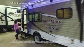 KZ-RV-Sportsmen Classic Toy-180TH