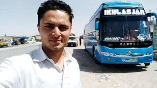 Quetta to Karachi Full Travel | Al Imdad Daewoo Bus Tour 2019