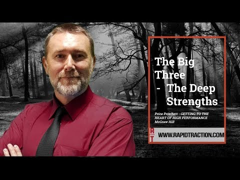 deep strengths getting to the heart of high performance pritchett price