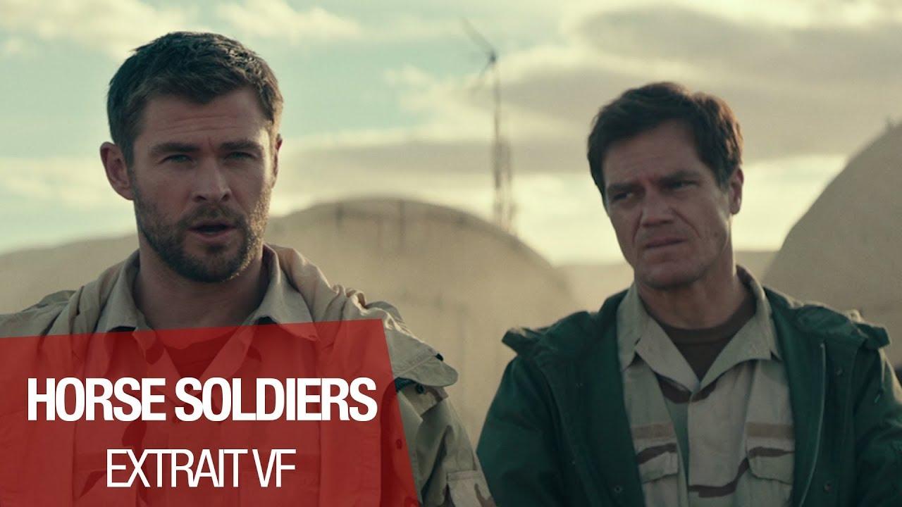 """HORSE SOLDIERS - Extrait """"Stratégie"""" - VF"""