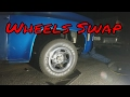 1980 Chevrolet C10 LS Swap 5.3 Manual SM-465  project wheels Change