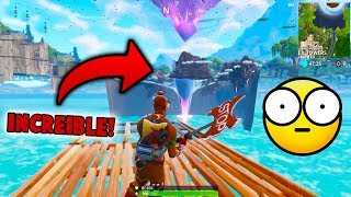 WHAT IS UNDER BALSA BUTTON OR PERMEABLE POZA!? FORTNITE Battle Royale