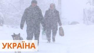 Циклон Petra в Украине ситуация в регионах и когда ожидать усиления