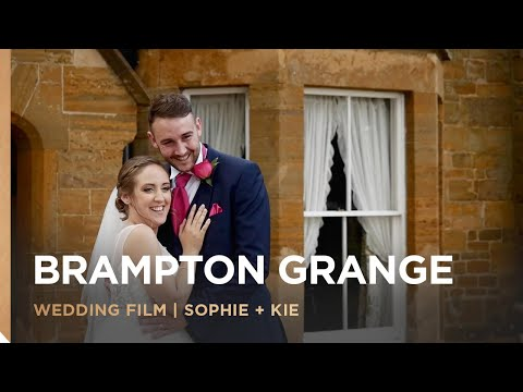 Brampton Grange | Sophie & Kie's Wedding Film | Northamptonshire Wedding Videographer