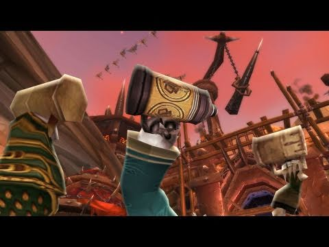 I Saw Three Rogues - World of Warcraft (WoW) Machinima by Oxhorn
