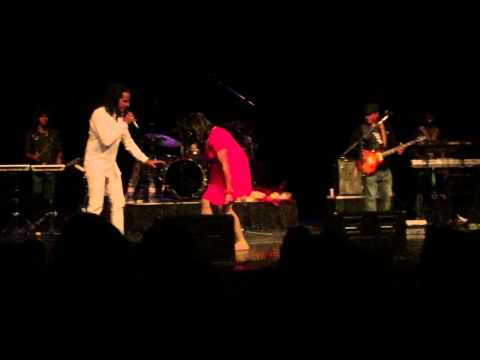 Aya with Funny Act - Marians Live in Edmonton