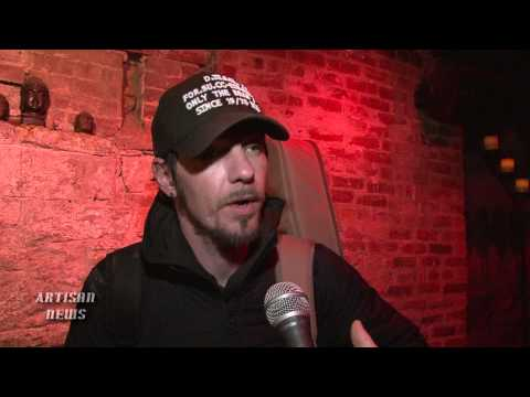ADAM GONTIER TALKS THREE DAYS GRACE SPLIT COMFORT AND MAKING SOLO ALBUM