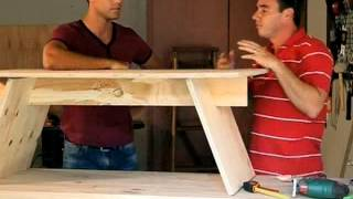 Builders: Diy Coffee Table (15.5.2013)