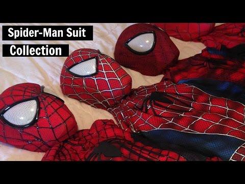 Spiderman Cosplay (MY TASM2 COLLECTION)
