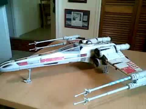 Star Wars X-Wing from  A New Hope review