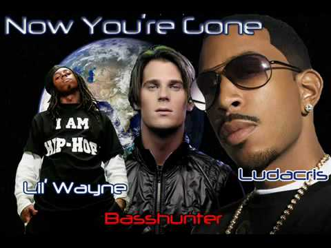 **NEW 2010**Lil Wayne Now Youre Gone- Ft. Basshunter Ludacris