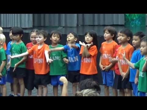 St.Andrews International School  Sukhumvit 107- It's A Small World 2017