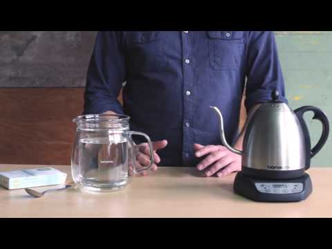 How to descale your Bonavita kettle