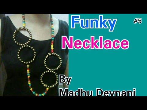 Funky Necklace | By Madhu Devnani