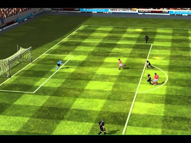 FIFA 14 iPhone/iPad - Liverpool Athletic vs. Odense Boldklub
