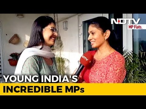 Young India's Incredible MPs: Raksha Nikhil Khadse