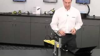 DS1000 3D Sensor Performing Volume Measurements - Cognex