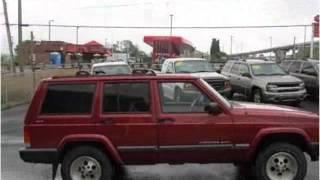 1999 Jeep Cherokee Used Cars Uniontown PA