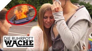 Familiendrama: Brennende Liebe & aggressiver Vaterinstinkt! | Die Ruhrpottwache | SAT.1 TV