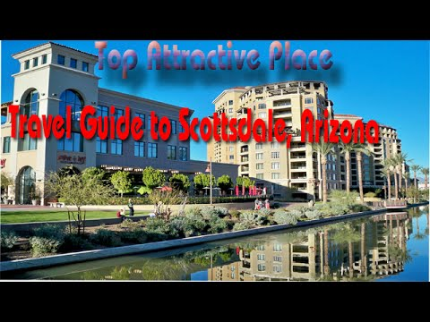 Travel Guide to Scottsdale Arizona   TheExpeditioner SD