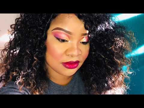 Best makeup for women of color. Flori Robertsиз YouTube · Длительность: 1 мин3 с