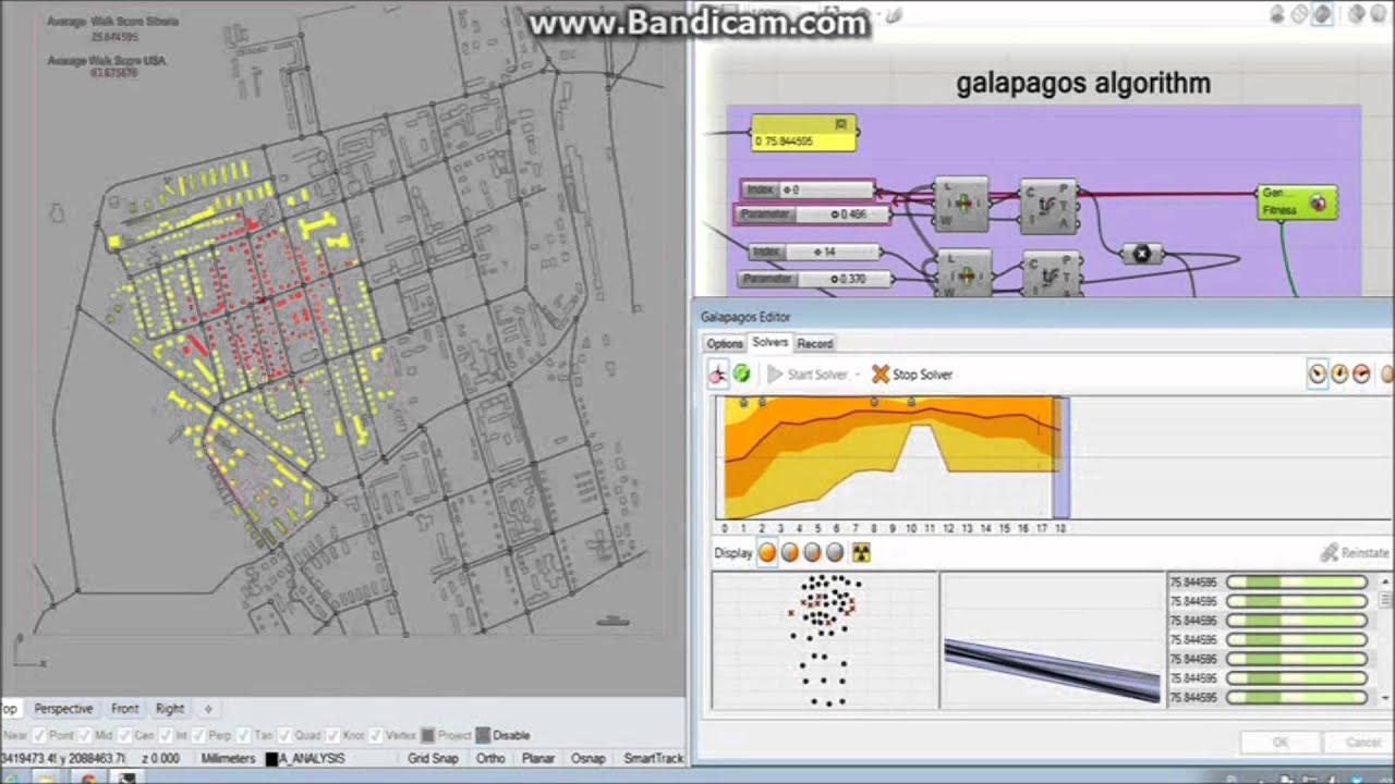 Labdigifab Optimization Process Grasshopper Galapagos