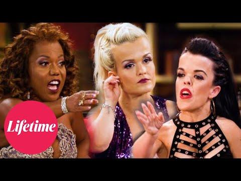 MOST DRAMATIC REUNION MOMENTS - Little Women: LA (Flashback Compilation)   Lifetime
