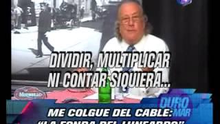 DURO DE DOMAR - ME COLGUE DEL CABLE - LA FONDA DEL LUNFARDO 12-11-12