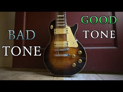 The Cause And Cure Of BAD TONE!