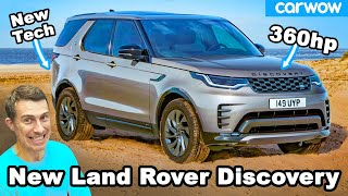 New Land Rover Discovery - have they fixed its uneven butt?