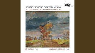 Viola Sonata: III. Molto vivace