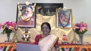 Vivekachudamani by Sharada Kumar Amma   Day2
