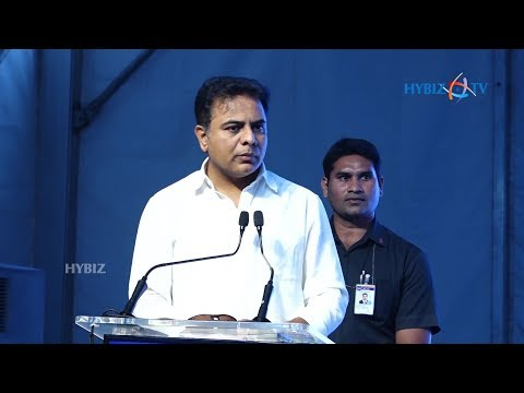 KTR | JITO Hyderabad Jewellery Business and Lifestyle Expo 2018