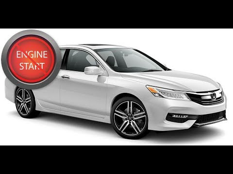 Honda, Acura with a dead key? Get in and start push button start models! (updated)