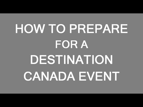 Destination Canada 2019: What To Prepare For. LP Group