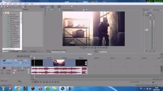 Видеоурок по SonyVegas 11.0(сохранение видео в 1080р HD)