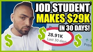 Amazon Seller makes $100,000 on first product!!! | Just One Dime student | Amazon Canada