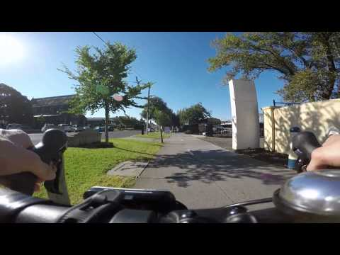 Bike trails of Melbourne: The Foreshore Trail - Sanctuary Lakes to Docklands