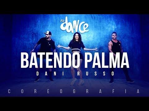 Batendo Palma - Dani Russo   FitDance TV (Coreografia) Dance Video