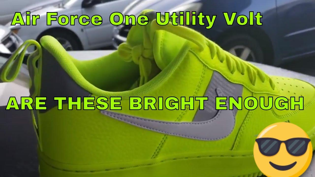 Volt Air Force 1 07 Lv8 Utility Review